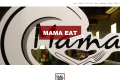 Mama Eat website